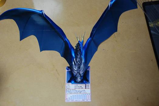 Experimental : Dragon card