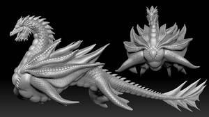 Hagoromo Dragon (Proto)