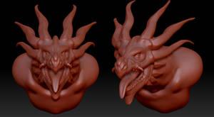 Dragon Head(10.21.18)