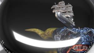 Video: Canbadge - Dragon v.s. Galleon