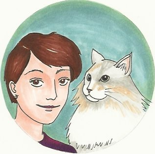 Self Portrait - Copic Markers by intotheforests