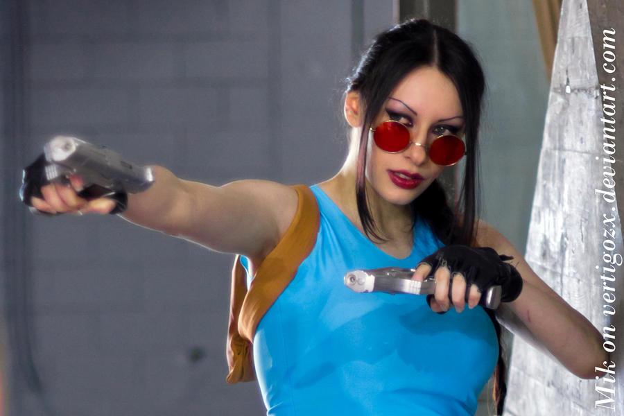 Lara Croft by VertigoZX
