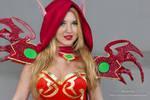 Valeera Sanguinar - Blood Elf Rogue
