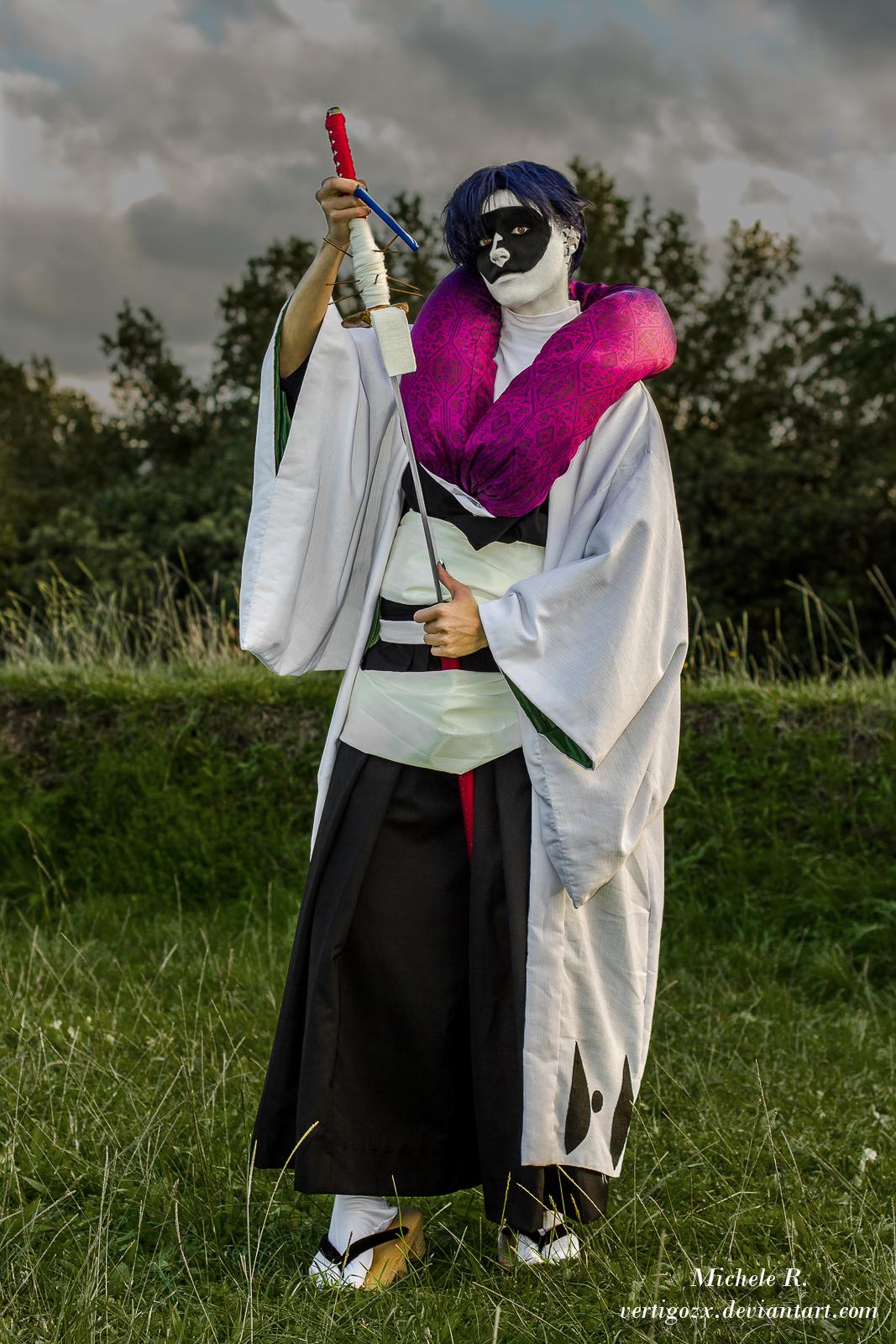Mayuri Kurotsuchi from Bleach by VertigoZX