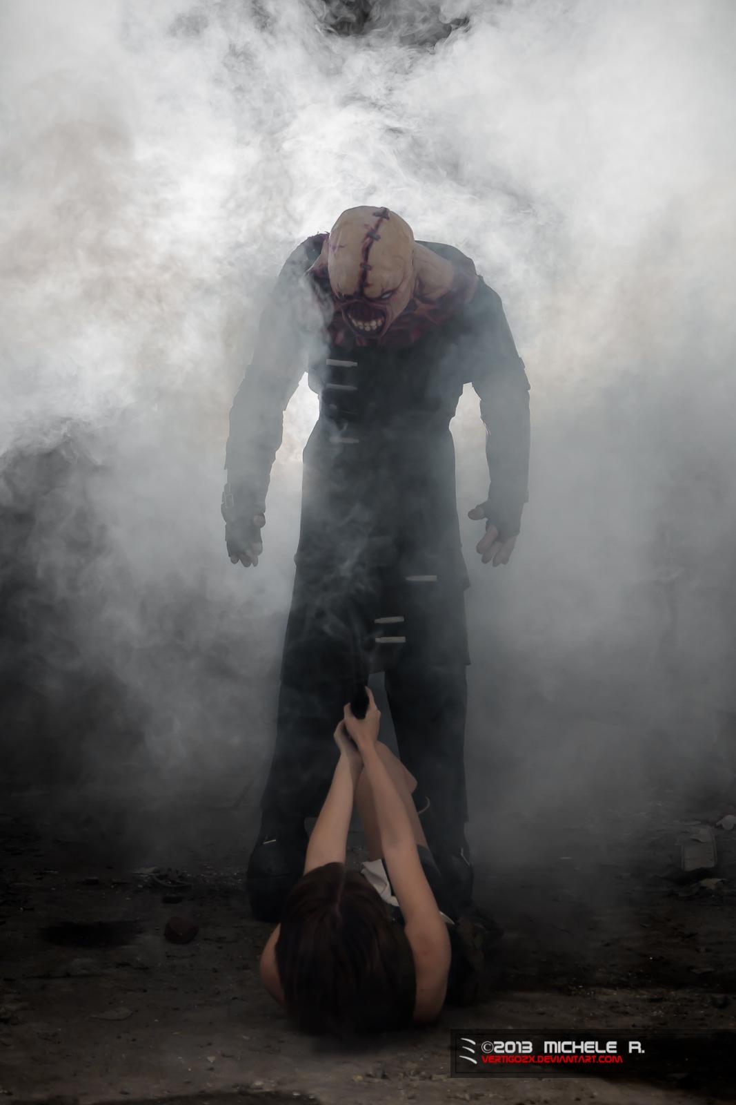 Resident Evil 3 - Looming Threat by VertigoZX