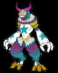 Jester Demon 1 (sold)