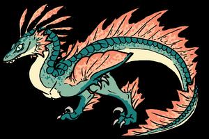 Alien Raptor for I Make Monsters by armundy
