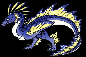 Alien Raptor for CritterShark