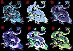 Sea Dragon Adoptables (2/6 open)