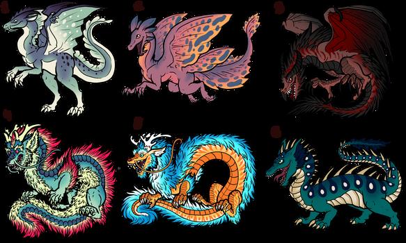 Dragon Adopts (1/6 open)