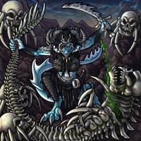 Heavy Metal Raptor