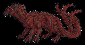 Beast of Embers
