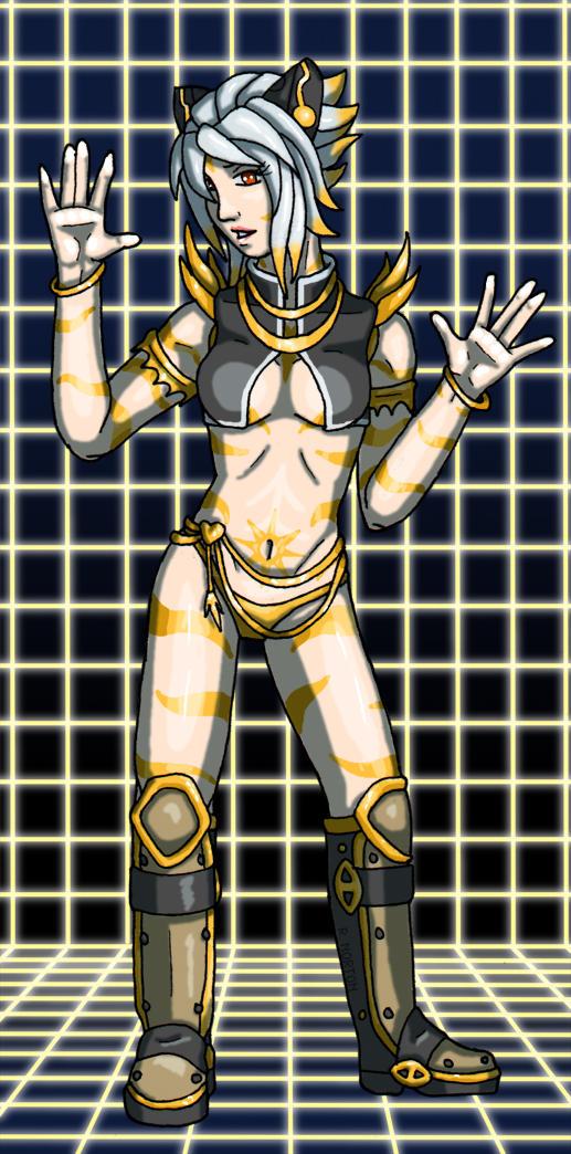 Gaia: Cyber Liri