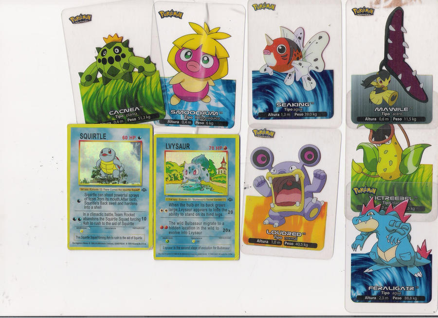 Pokemon Lamincards 3 by lauratheyoshi on DeviantArt: lauratheyoshi.deviantart.com/art/pokemon-lamincards-3-142392392