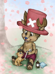 Chopper's Littlest Patient by Anacita