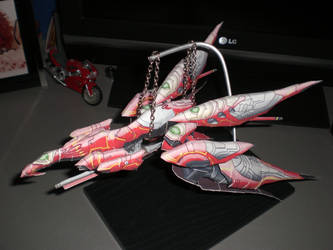 Ragnarok Papercraft by K-a-n-e