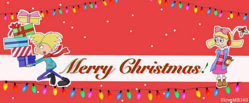 Merry Christmas! by UloveME143
