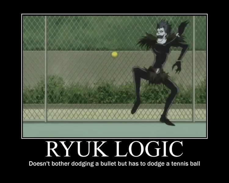 Ryuk Logic by firenight617