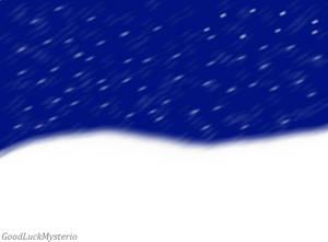 Winter wonderland christmas present