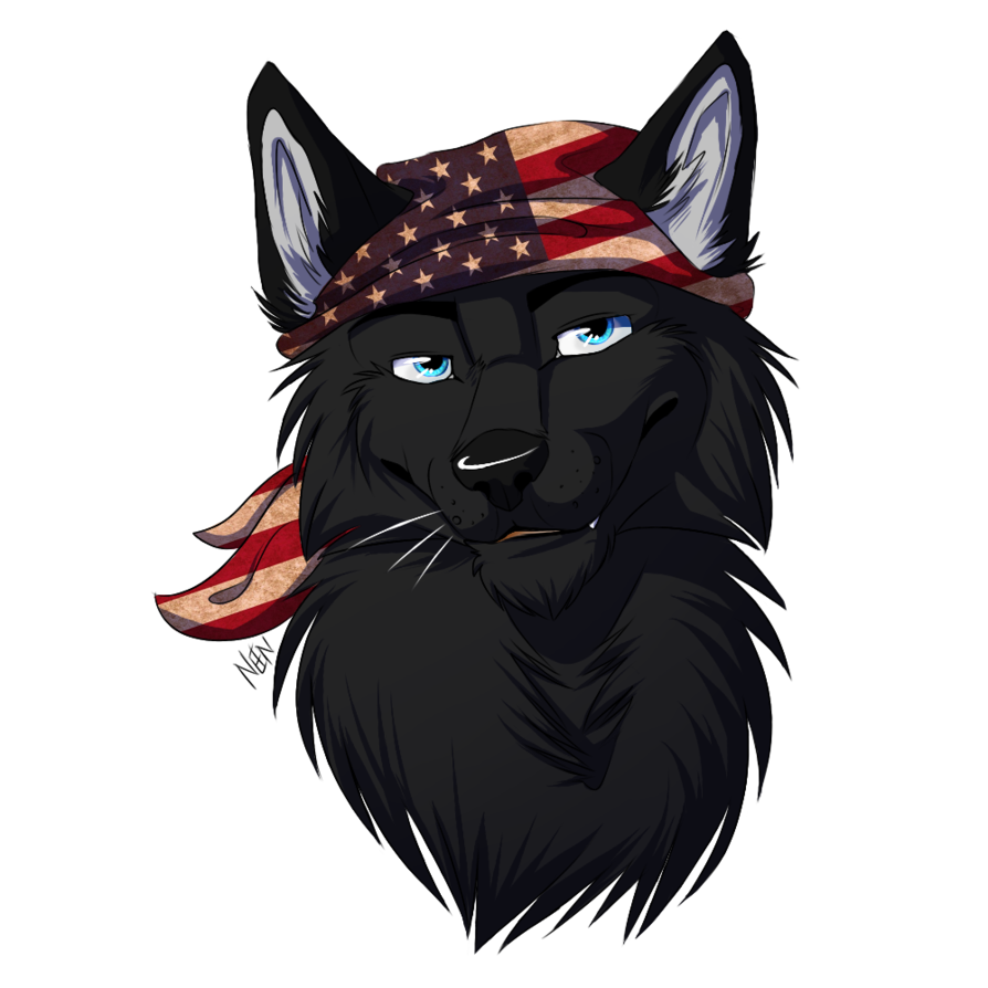 AmericanWolf by americanwolf97