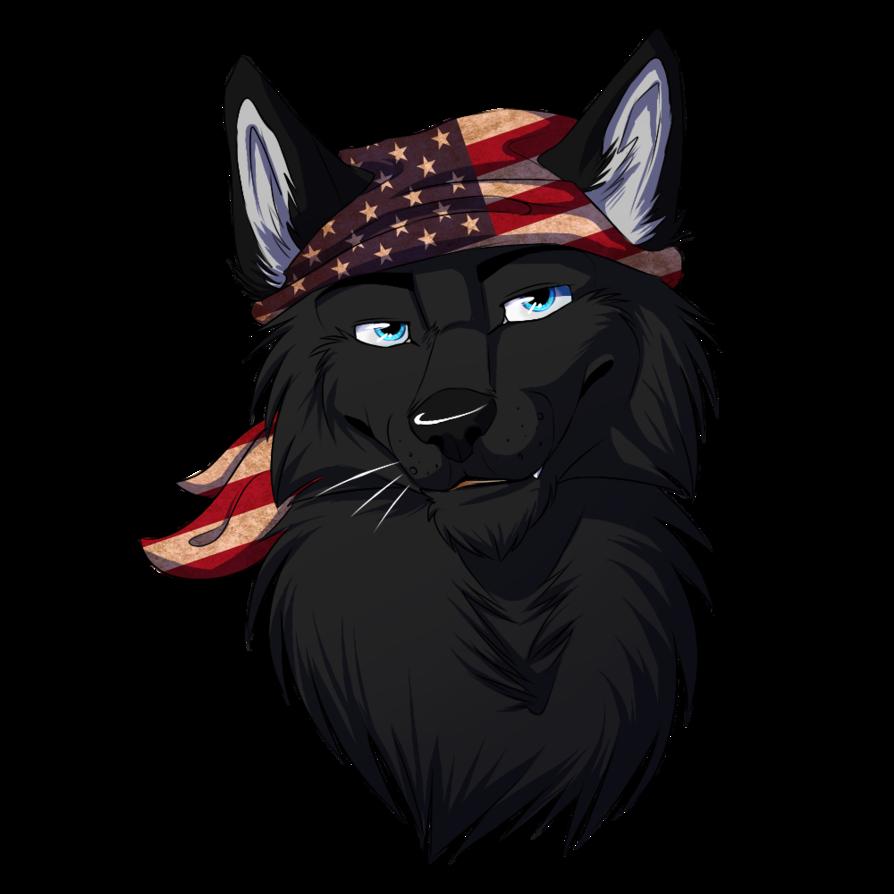 AmericanWolf by americanwolf97