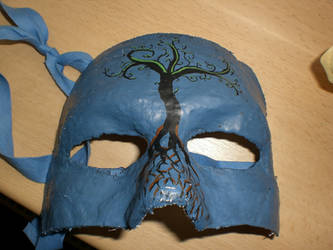mask by Specter1989