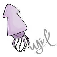 Squid by yichen