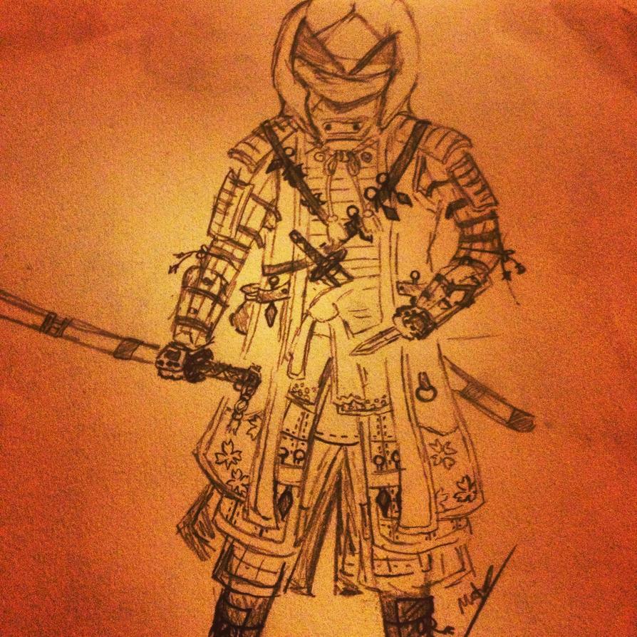 Fan made Japanese Assassin by Akinopikmin on DeviantArt