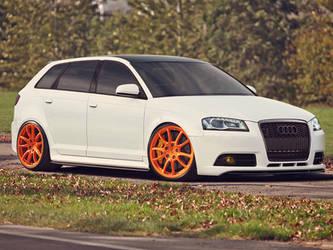 Audi A3 Sportback by Quattr0