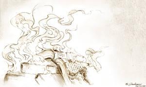 Flame Spirits