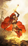 FEZ- Flame Sorceress