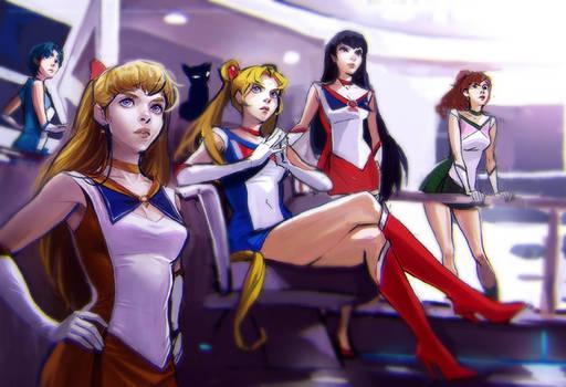 Old Works- Sailor Sketch