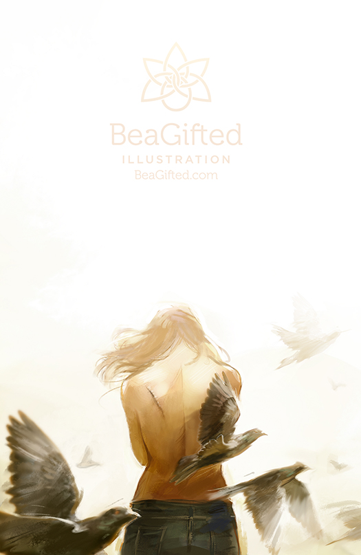 Wings- Portfolio Feature by BeaGifted