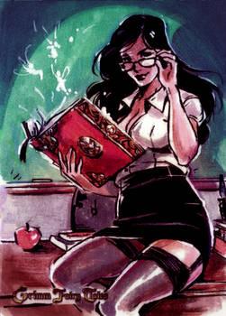 Zenescope Sketchcard Grimm Fairy Tales: Sela
