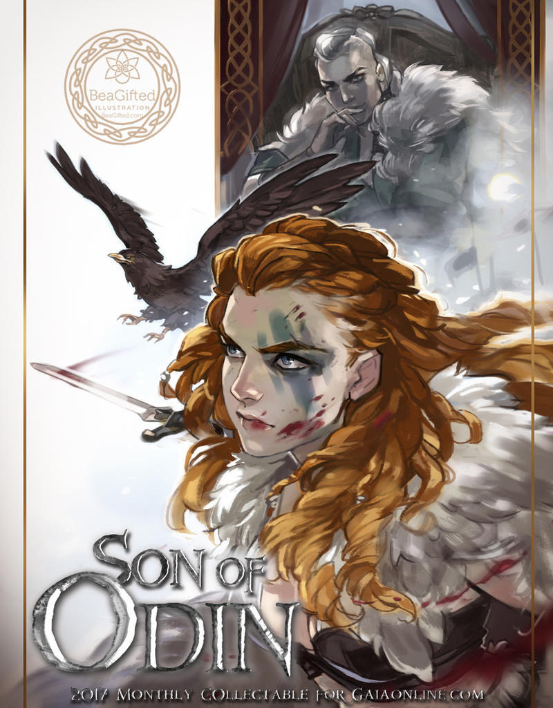 Son of Odin by BeaGifted