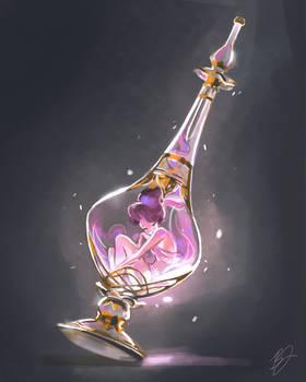 10/365- Genie in a Bottle