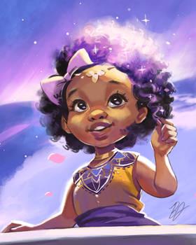 25/365- Princess Carrington