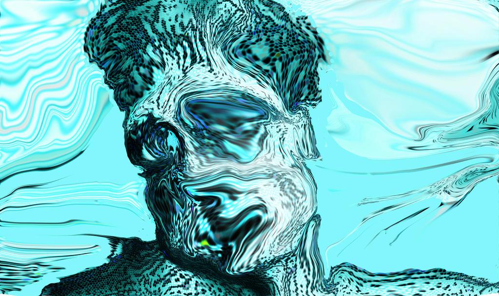 third stretch of pixels Brad Pitt by lancgodwin