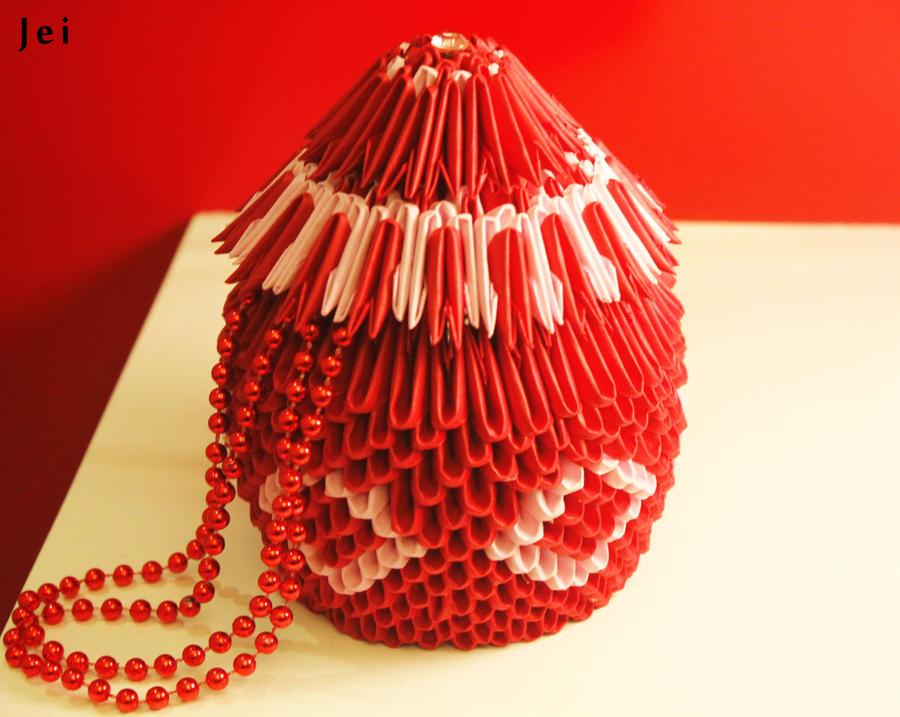 Origami Jewellery Box by J-e-i