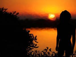 Puesta de sol by JPeiro