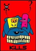 Hizzy and Jizzy Die by JPeiro