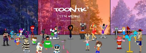 ToonTK's 17th Birthday!
