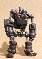 Steambot by El-aterrador