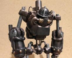 Steambot (acercamiento) by El-aterrador