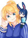 HI~ little bunny