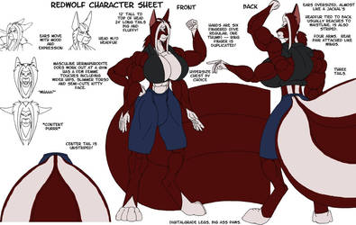 WS RedWolf character sheet