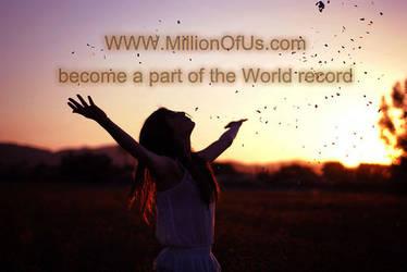 Million of us by Santa-Jeskina