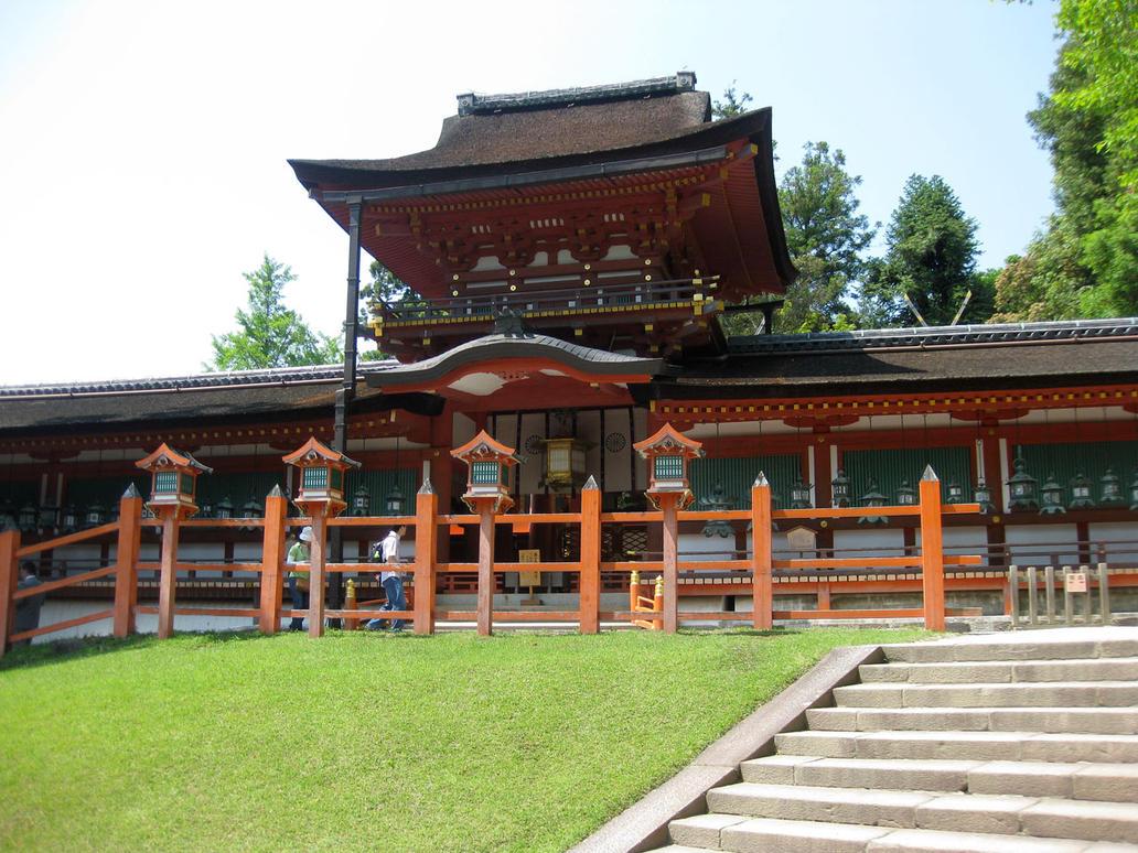33 - Kasuga Taisha Shrine by HaVoCMaN on DeviantArt
