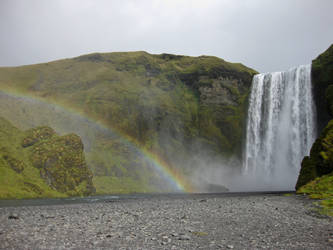 Iceland - Skogarfoss by HaVoCMaN