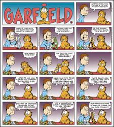 Garfield by HaVoCMaN